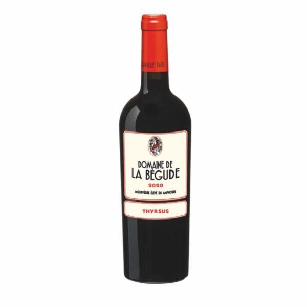 Thyrsus Vin de bandol rouge