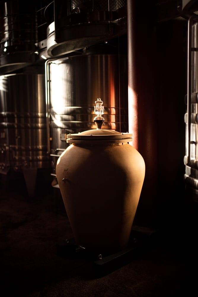 Amphore vin de Bandol