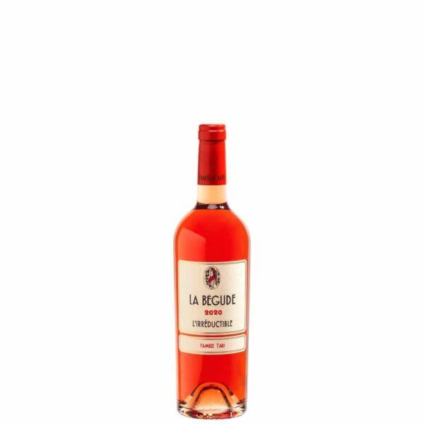 Irreductible vin de Bandol rosé 2020