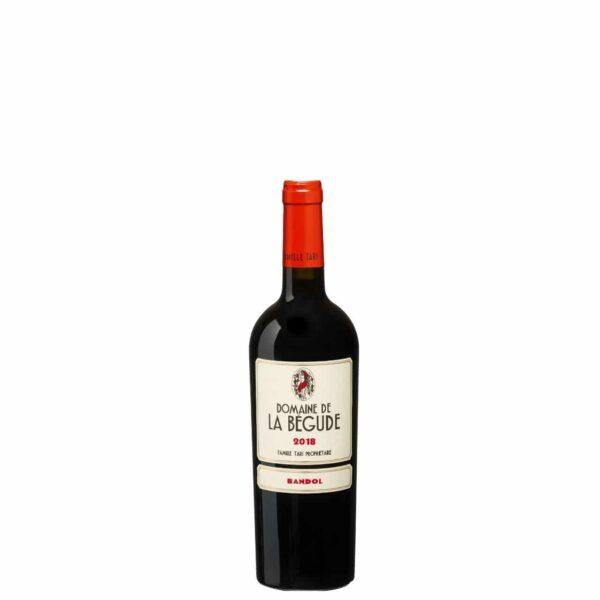 Vin de Bandol rouge 2018