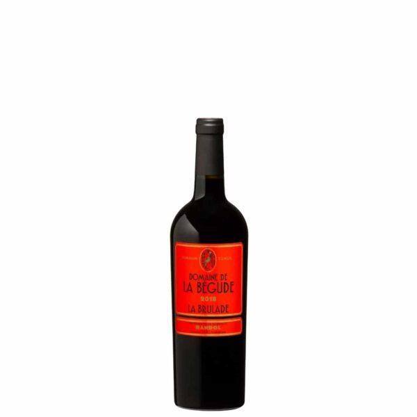 La Brulade Vin de Bandol rouge 2018