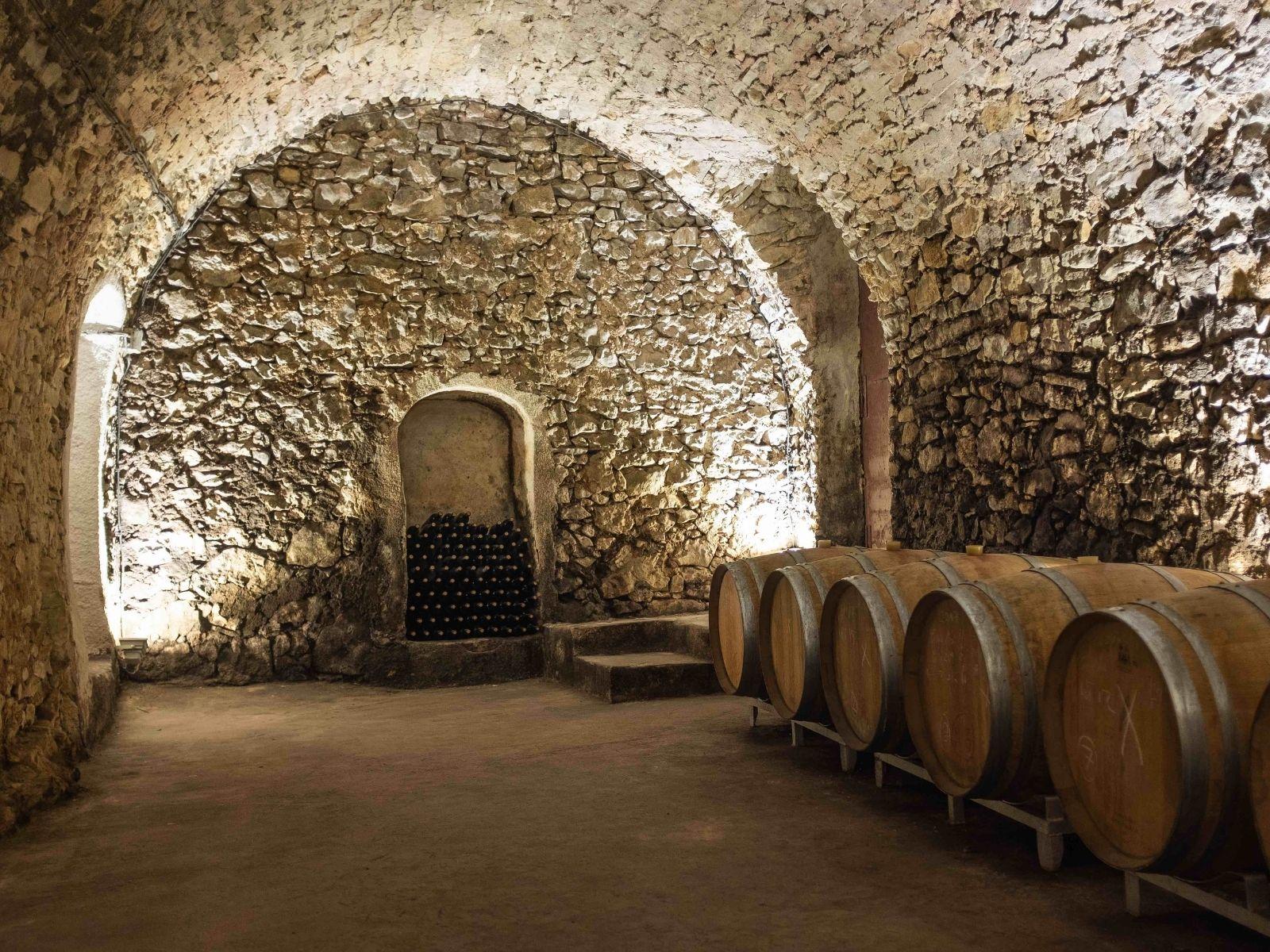 Foudre vins de Bandol