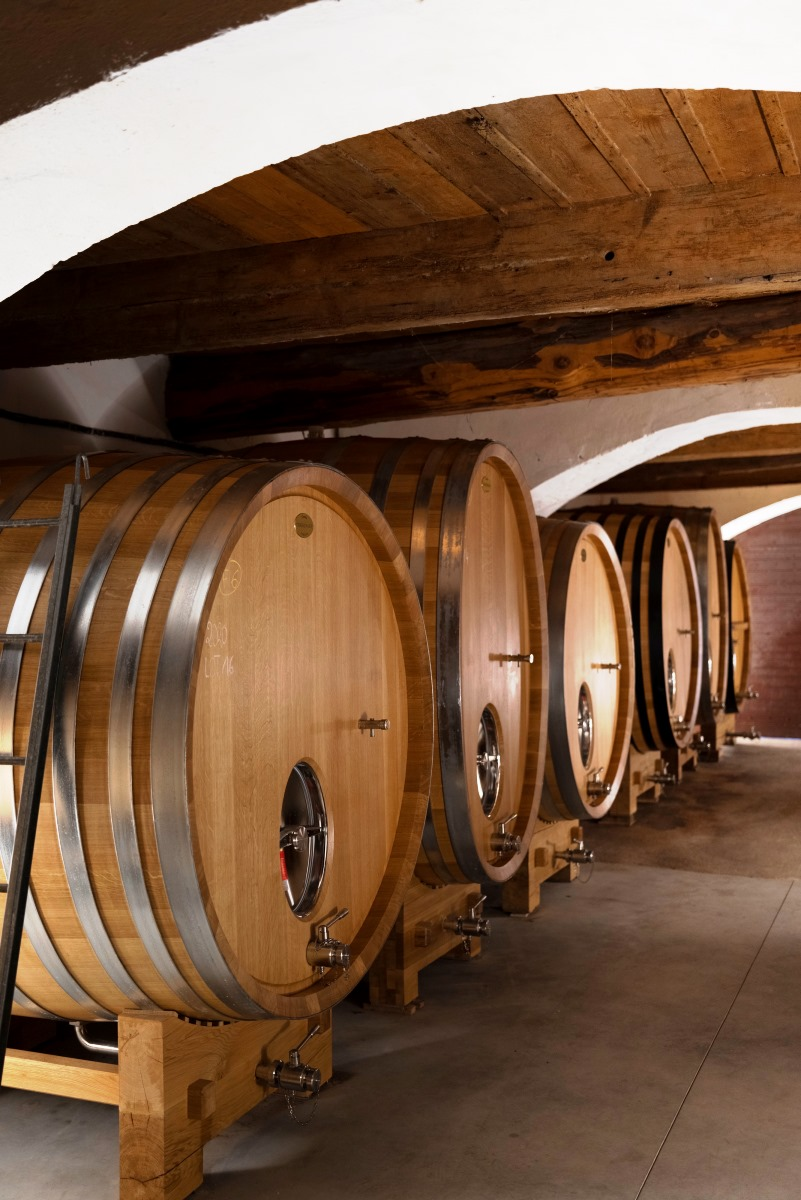 Foudre vin de Bandol