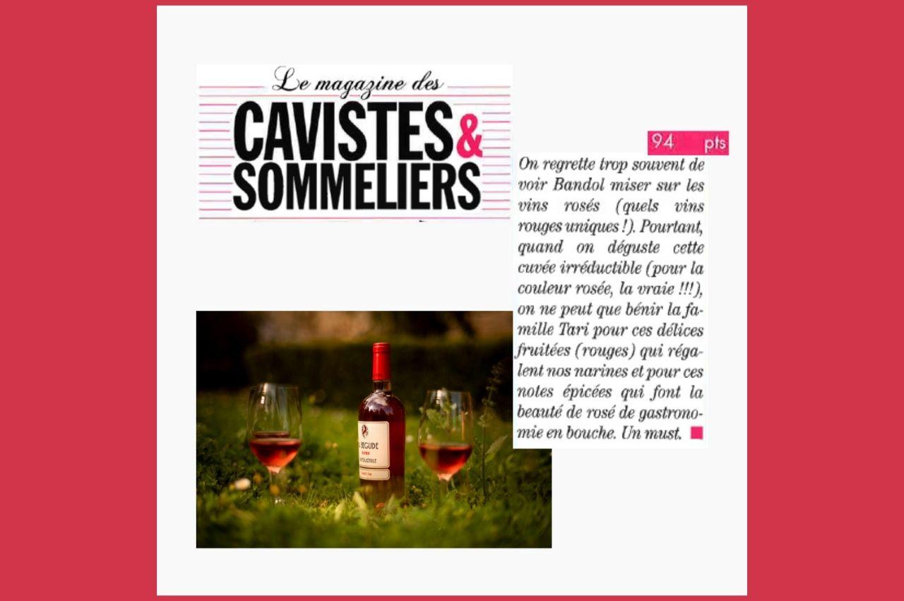 Le magazine des Cavistes & Sommeliers