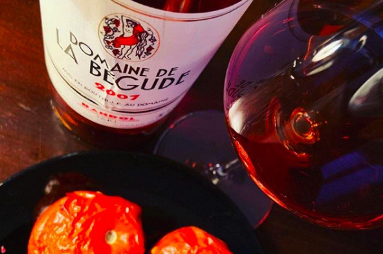 Notre rosé 2007 sélectionné par Olivier Poussier, Meilleur Sommelier du Monde