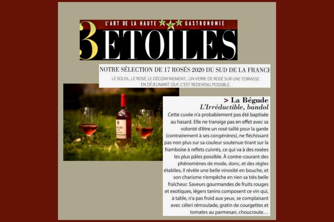 Notre sélection de 17 rosés 2020 du sud de la France