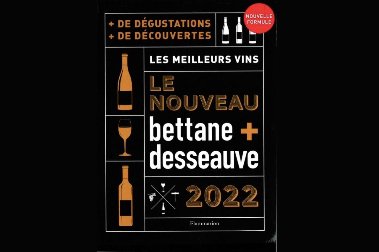 Guide Bettane + Desseauve 2022 Quatre étoiles **** pour le Domaine de la Bégude La Brulade 2017